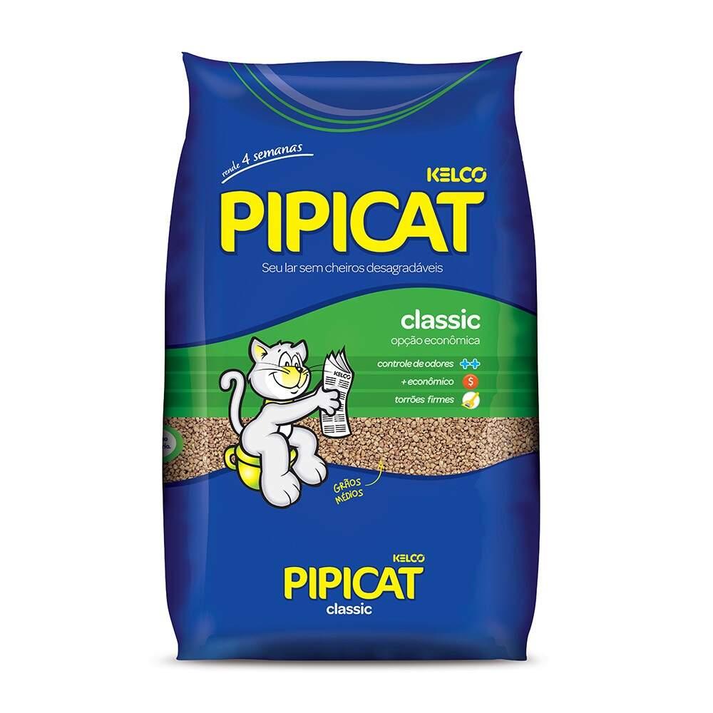 Areia Pipicat Classic 4Kg