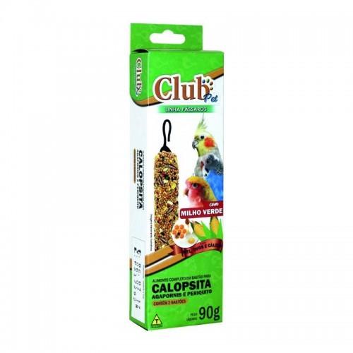 Bastão Calopsita 90g - Club Pet