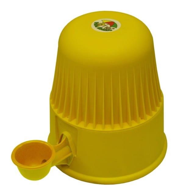 Bebedouro Vida Mansa Linha Light 2Lt Amarelo
