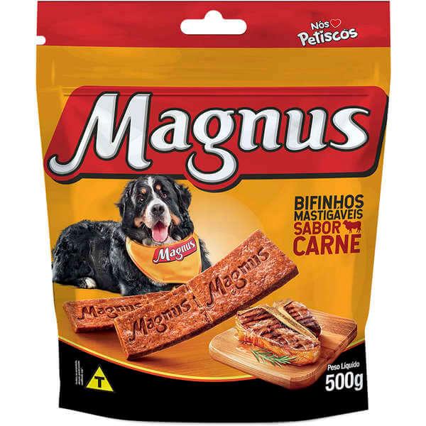Bifinho Magnus Carne 500g