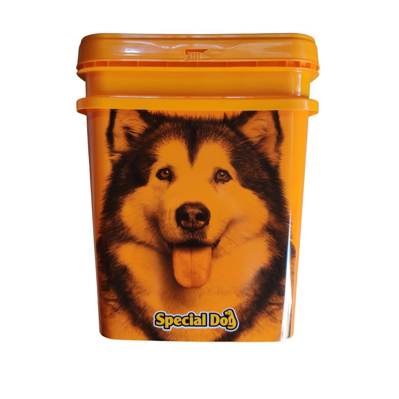 Brinde Balde Promocional Special Dog / Cat -  18 Litros