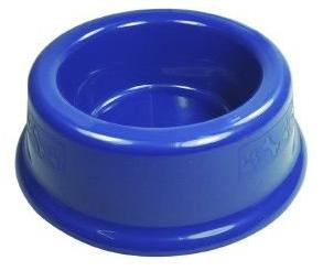 Comedouro Plástico Furacão Pet  Cores Sortidas N1 - 350ml