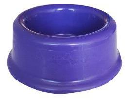 Comedouro Plástico Furacão Pet  Cores Sortidas N2 - 600ml