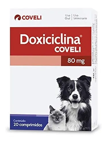 Doxiciclina Coveli 80 mg