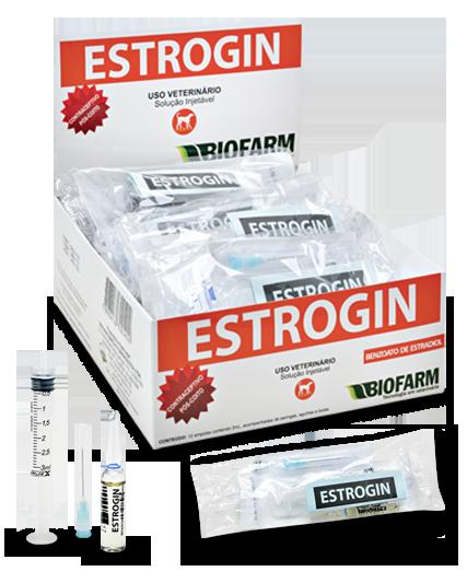 Estrogin Anti Cio para Coito Indesejado - 2 ml