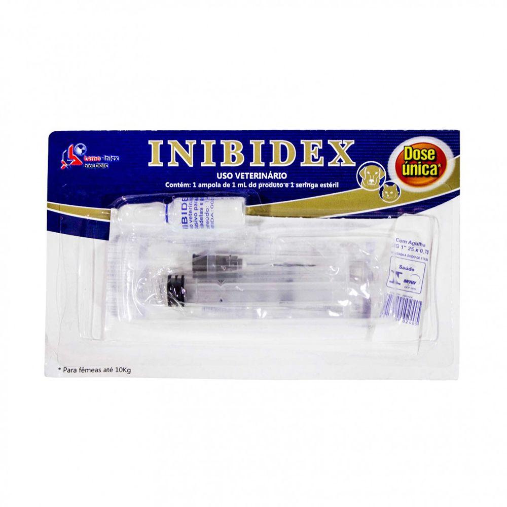 Inibidex Injetavel Anticio - 1ml