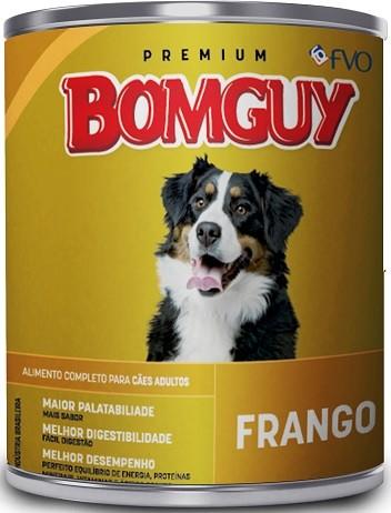 Lata Bomguy Frango Adulto  300g