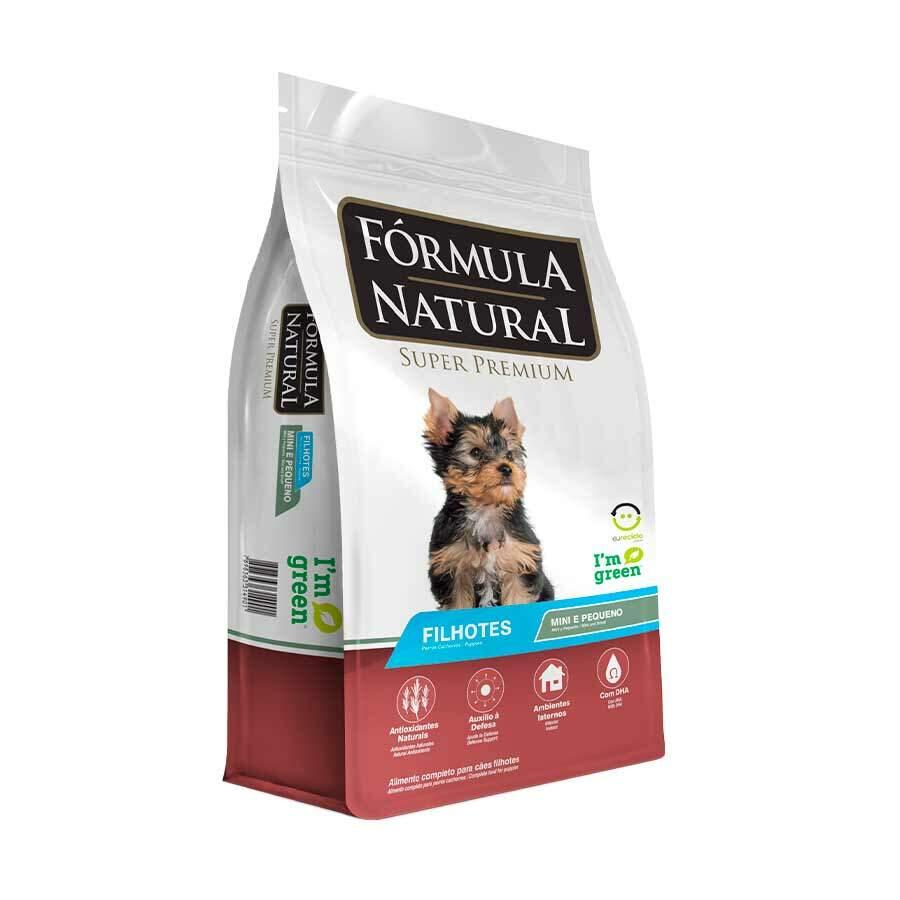 Ração Formula Natural Pequeno Porte Filhote 15Kg