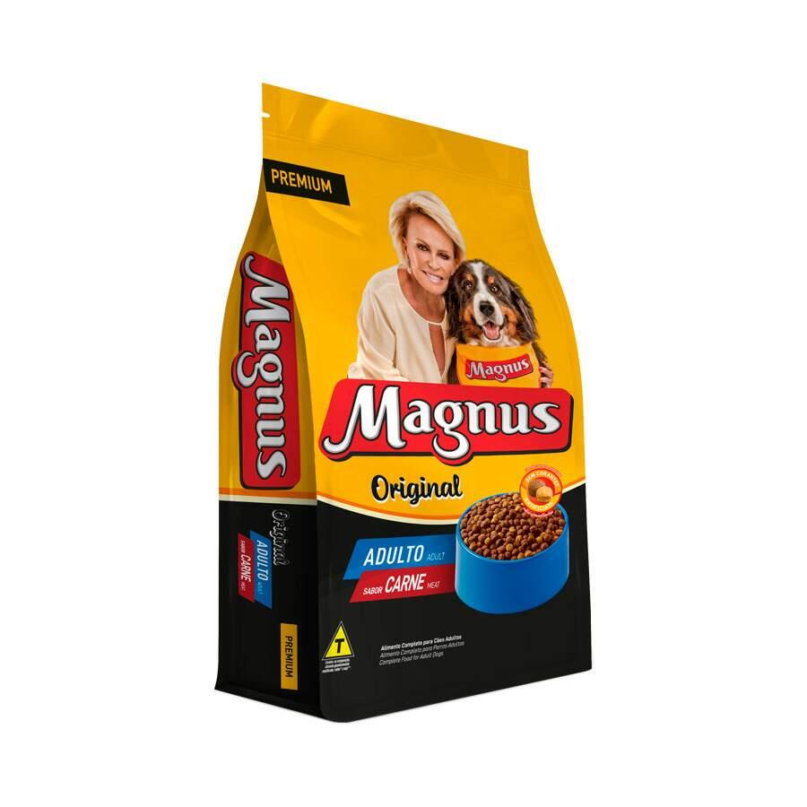 Ração Magnus Original Adulto 25Kg