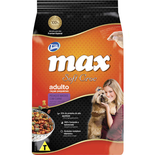 Ração Max K&S  Pequeno Porte Adulto 20Kg
