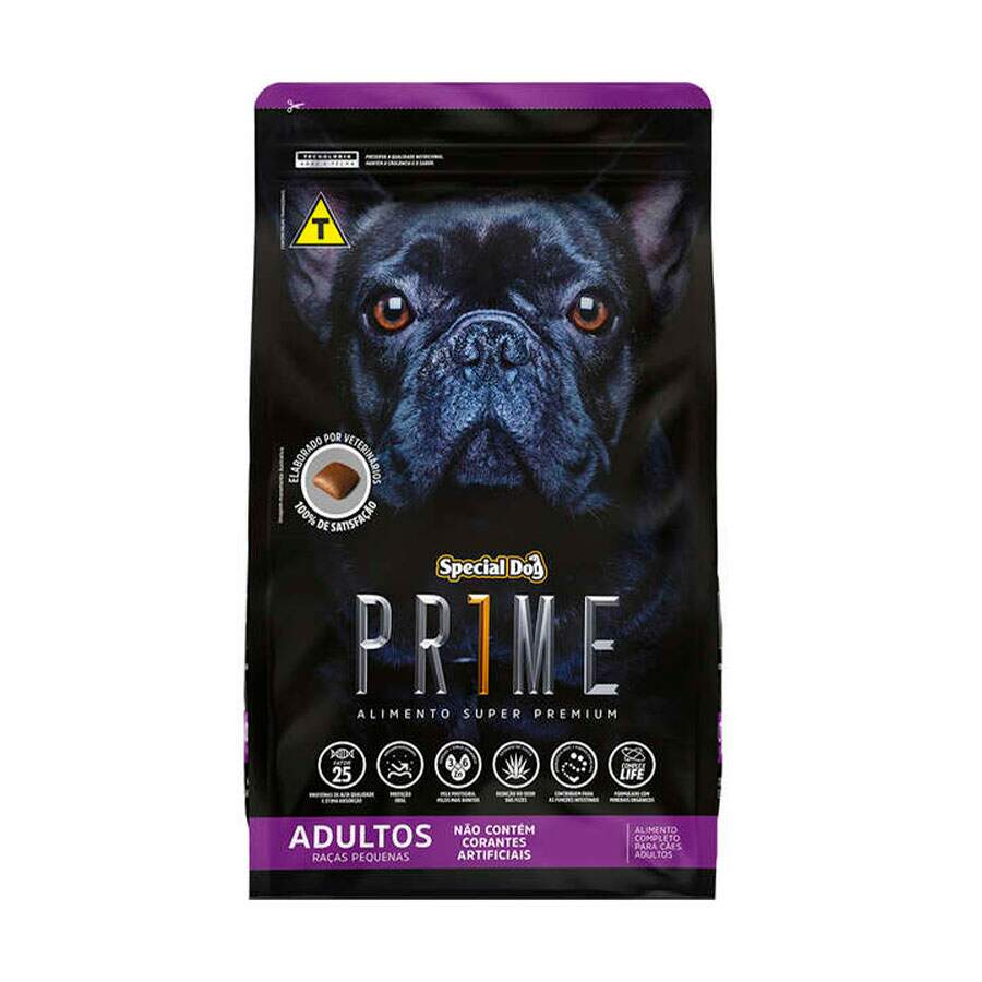 Ração Special Dog Prime Raças Pequenas Adulto - 15Kg