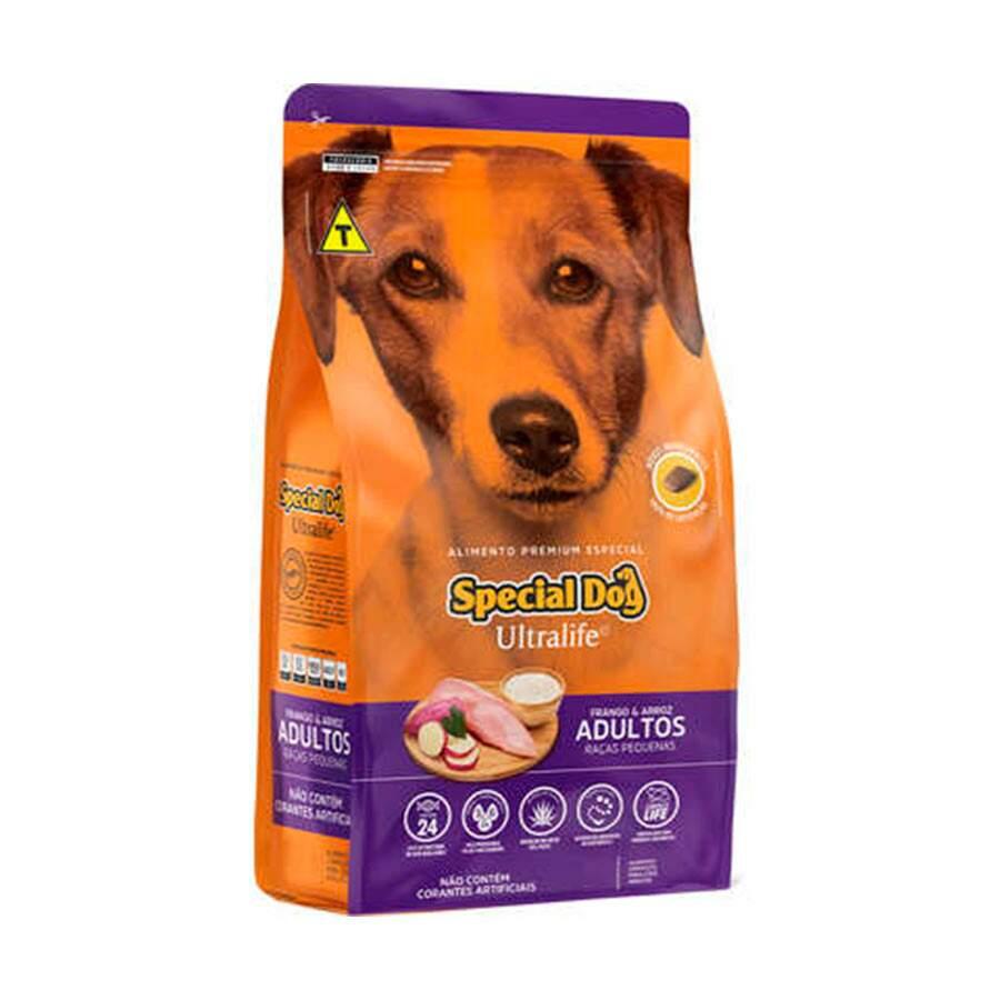 Ração Special Dog Ultralife Raças Pequenas Adulto 3Kg