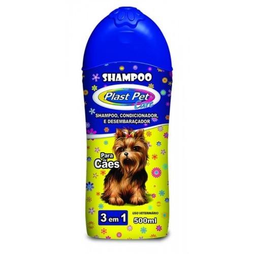 Shampo Pet Care 3 em 1 - 500ml