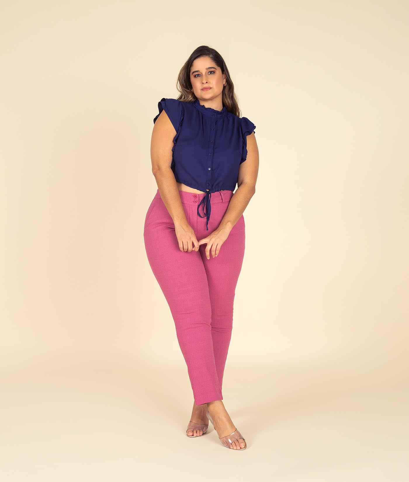Blusa Maraísa Plus