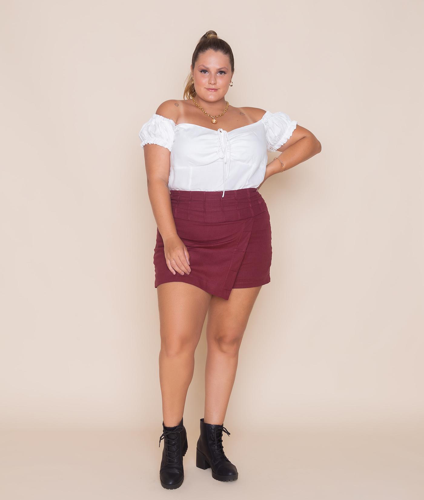 Shorts Saia Plaza Plus