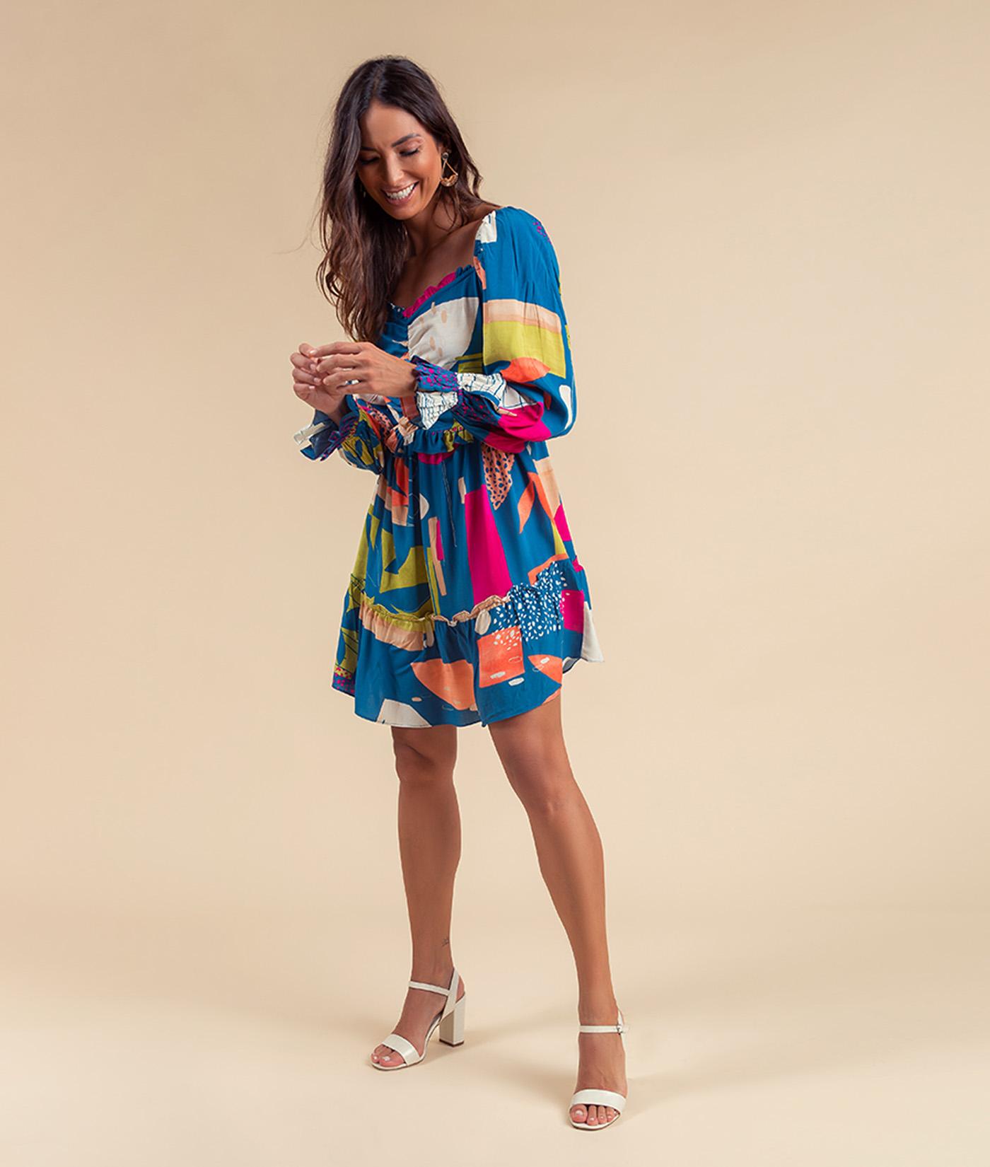 Vestido Astúria
