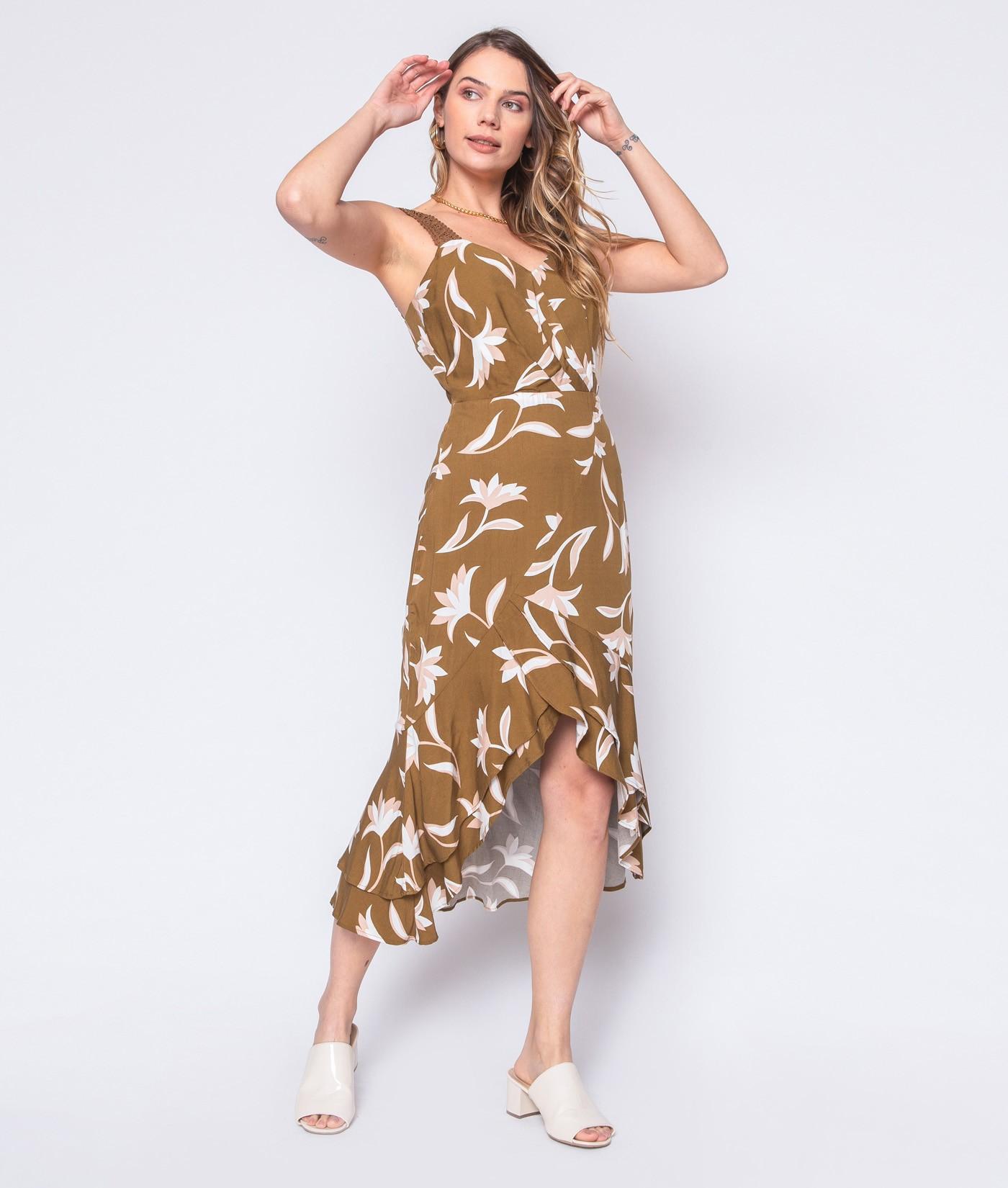 Vestido Floral Impala