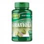 Graviola com selênio Vitamina B5 e C 120 cápsulas Unilife