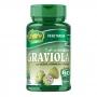 Graviola com Selênio Vitamina B5 e C 60 cápsulas Unilife