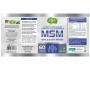 Suplemento Alimentar MSM Biotina B1, B5 e C 60 cáps. Unilife