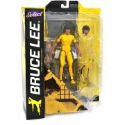 Action Figure Diamond Select Bruce Lee Yellow Jumpsuit - Diamond Select