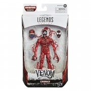 Carnage  Marvel Legends Series Venom - Hasbro