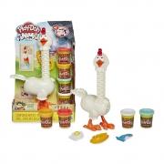 Animal Crew Galinha com som - Play-Doh - Hasbro