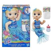 Baby Alive Linda Sereia Loira - Hasbro