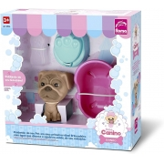 Bebê Canino Hora do Banho Roma 5516