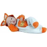 Boneca Gostosos de Abraçar Zoo Raposinha Cotiplás 2374