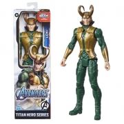 Boneco Articulado 30 cm Vingadores Loki - Hasbro