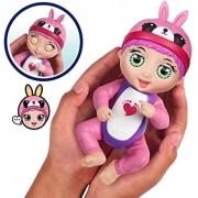 Brinquedo Boneca Interativa Tiny Toes Tess Cócegas - Sunny