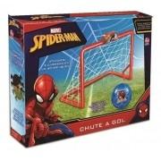 Brinquedo Trave Chute a Gol Marvel Homem Aranha Meninos