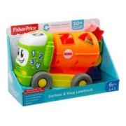 Caminhão Educativo Luz e Som - Fisher-Price