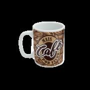 Caneca 120ml Pequena Mais Café Por Favor - Simas
