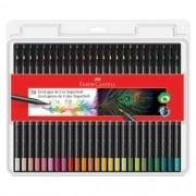 Lápis de Cor SuperSoft 50 Cores - Faber-Castell