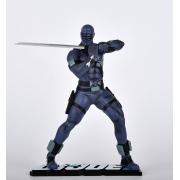 Estátua de PVC GI Joe Snake Eyes Premium Collectibles Studio