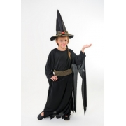 Fantasia Halloween Infantil Feiticeira - Anjo Fantasias
