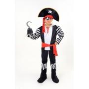 Fantasia Halloween Infantil Pirata Ref: 034 Anjo Fantasias
