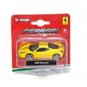 Ferrari 458 Speciale Burago Race & Play escala 1/64