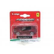Ferrari California T Burago Race & Play escala 1/64