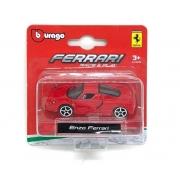Ferrari Enzo Ferrari Burago Race & Play escala 1/64