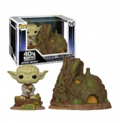 Funko Pop Dagobah Yoda With Hut (11)