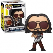 Funko Pop Games Cyberpunk 2077 Johnny Silverhand (592)