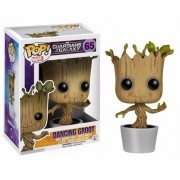 Funko Pop Guardiões da Galáxia Dancing Groot (65)