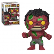 Funko Pop Marvel Zombies Zombie Red Hulk (790)