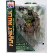 Hulk Gladiador Planeta Hulk Marvel Select Diamond