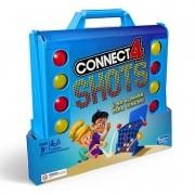 Jogo de Tabuleiro Connect 4 Shots - Hasbro