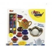 Kit de Pintura em Cerâmica Art Craft - Zoop Toys