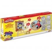 Kit de Pintura Meu Pequeno Artista - Play-Doh